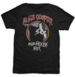 Alice Cooper Men's Tee: Mad House Rock
