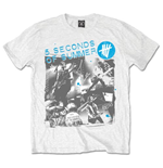 5 Seconds of Summer Men's Tee: Live Collage
