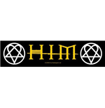 HIM Super Strip: Logo / Heart-a-gram