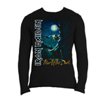 Iron Maiden Men's Long Sleeved Tee: Fear of the Dark