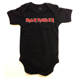 Iron Maiden Baby Grow: Logo