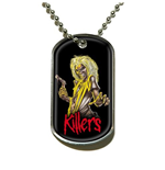 Iron Maiden Dog Tags: Killers