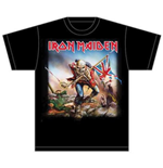 Iron Maiden Men's Tee: Trooper