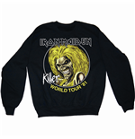 Iron Maiden Men's Sweatshirt: Killers '81
