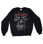 Iron Maiden Men's Sweatshirt: Final Frontier Eddie