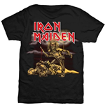 Iron Maiden Women's Skinny Fit Tee: Slasher