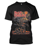 Iron Maiden Men's Tee: Sanctuary