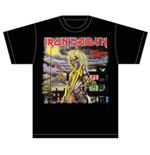 Iron Maiden Men's Tee: Killers Cover