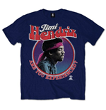 Jimi Hendrix Men's Tee: Are You Experienced?