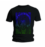 Jimi Hendrix Men's Tee: Swirly Text