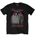 The Rolling Stones Men's Tee: Mick & Keith