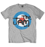 The Jam Men's Tee: Vintage Logo
