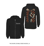 The Doors Men's Hooded Top: Lizard King