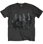 The Beatles Men's Tee: Walking in London