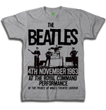 The Beatles Men's Tee: Prince of Wales Theatre