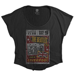 The Beatles Women's Tee: Live in England