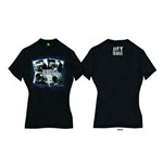 The Beatles Women's Back Print Tee: The Beatles At The Cavern