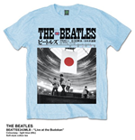 The Beatles Men's Tee: At the Budokan