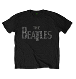 The Beatles Men's Tee: Drop T Songs