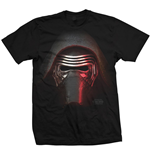 Star Wars Men's Tee: Kylo Big Head