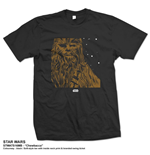 Star Wars Men's Tee: Chewbacca