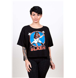 Slash Women's Fashion Tee: Stars