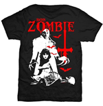 Rob Zombie Men's Tee: Teenage Nosferatu Pussy