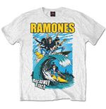 Ramones Men's Tee: Rockaway Beach