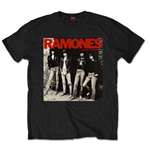 Ramones Men's Tee: Rocket to Russia