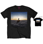 Pink Floyd Men's Back Print Tee: Endless River