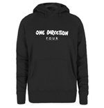 One Direction Women's Hooded Top: Four