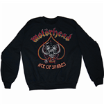 Motorhead Men's Sweatshirt: Ace of Spades