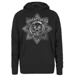 Motorhead Women's Hooded Top: Pig Badge