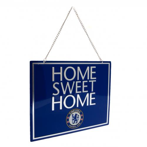 Chelsea F.C. Home Sweet Home Sign