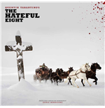 Vynil Ennio Morricone - The Hateful Eight Quentin Tarantino
