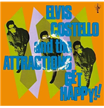 Vynil Elvis Costello - Get Happy! (2 Lp)