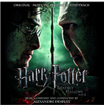 Vynil Alexandre Desplat - Harry Potter And The Deathly Hallows Pt.2 (2 Lp)