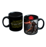 Star Wars Episode VII Ceramic Mug Kylo Ren & Logo
