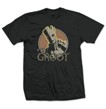 Marvel Comics Men's Tee: Guardians of the Galaxy Groot (Large)