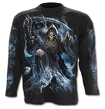Ghost Reaper - Longsleeve T-Shirt Black