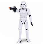 Star Wars Interactive Figure with Sound & Light Up Stormtrooper 40 cm *German Version* --- DAMAGED P