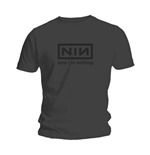 Nine Inch Nails Men's Tee: Now I'm Nothing