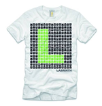 Labrinth Men's Tee: Space Invaders