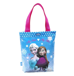 Frozen (Blue) shopping bag