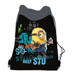 Minions (P) bag for shoes black