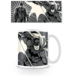 DC Comics Mug Batman Colour