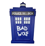 Doctor Who Vinyl Figure Titans Bad Wolf Tardis 16 cm