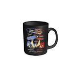 Earth VS. The Flying saucer Mug 190729