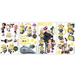 Despicable me - Minions Wall Stickers 190895