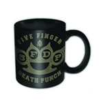 Five Finger Death Punch Mug 191066